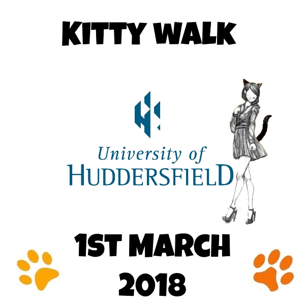 kiity-walk cat-walk huddersfield-university